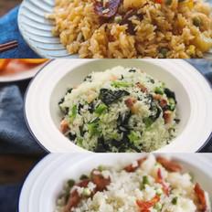 解锁米饭的三种吃法 一碗抵一桌!