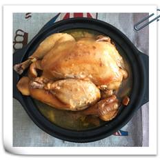 咸香蚝油童子鸡