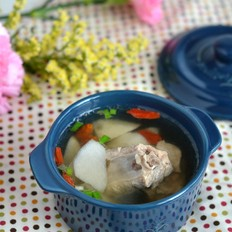 排骨山药枸杞汤