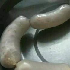 猪肉玉米肠