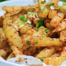 狼牙土豆的做法