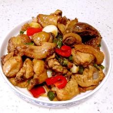 青椒童子鸡