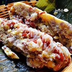 五香鲜肉粽