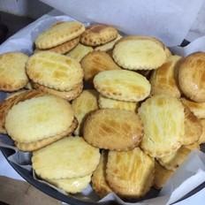 东北老式大饼干