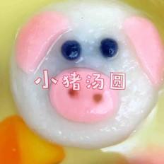 宝宝辅食  小猪