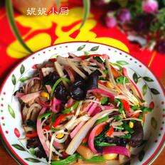 素炒什锦菜