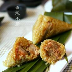 糯米鸡肉粽