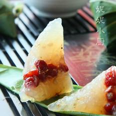 玫瑰水晶粽