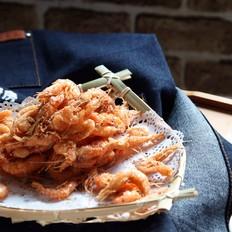 椒盐小河虾