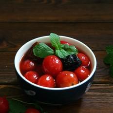 酸梅番茄果