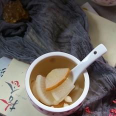 杏仁萝卜梨汤