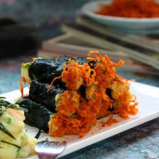 海苔土豆沙拉卷