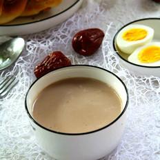 红豆花生红枣浆