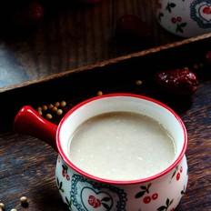 藜麦山药豆浆