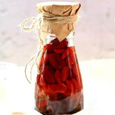 葡萄干红枣醋
