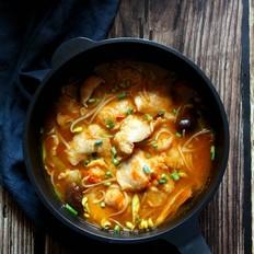 火锅底料——酸汤鱼片