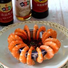 水煮虾的做法