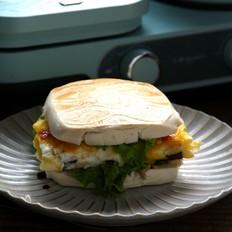 馒头三明治