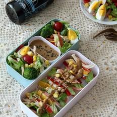 饺子皮蔬菜卷饼