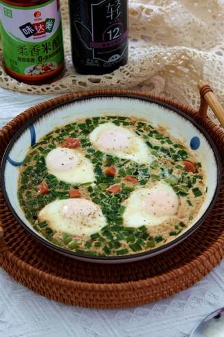 酱香蒸鸡蛋