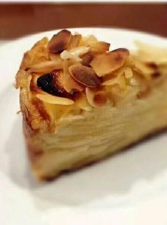 苹果蛋糕的做法