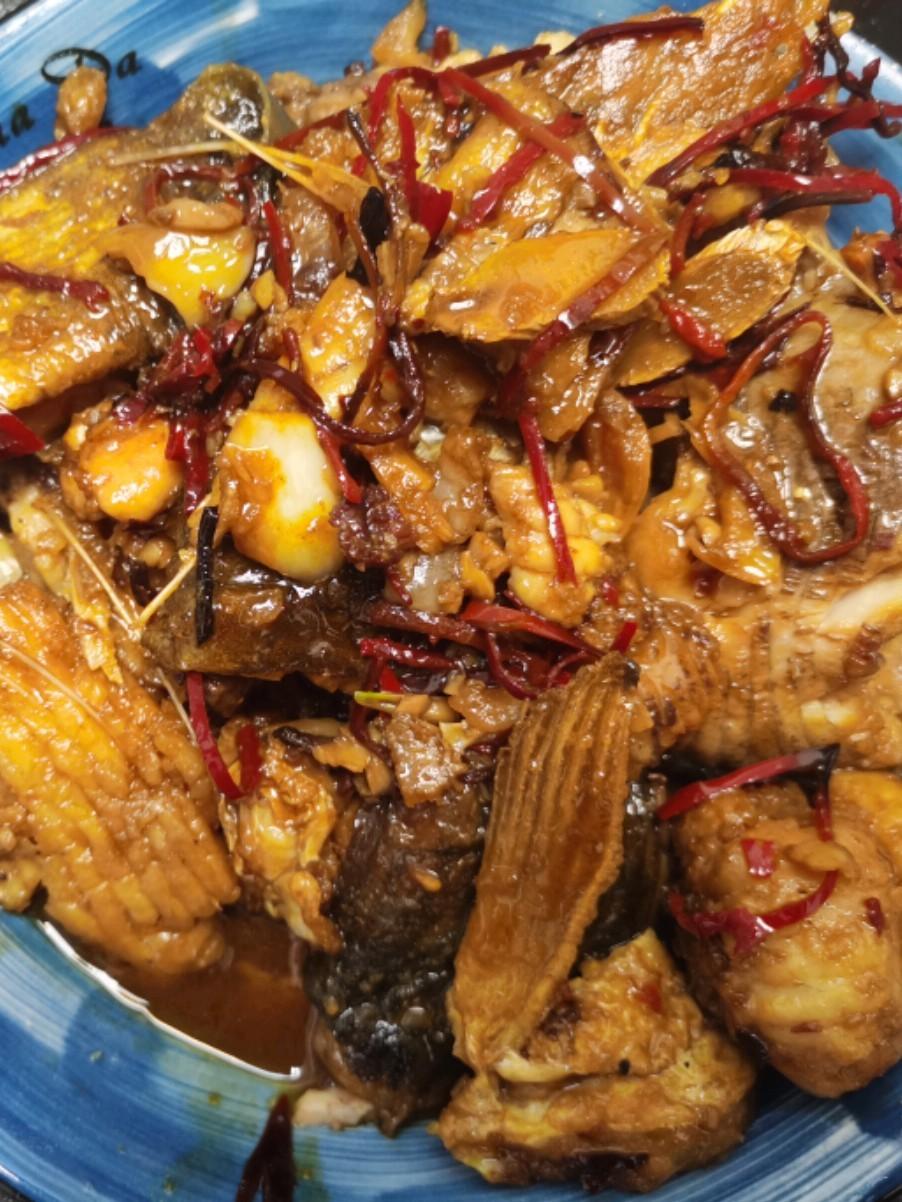 红烧鱼家常菜