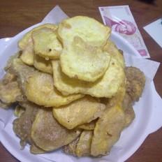 香脆番薯片