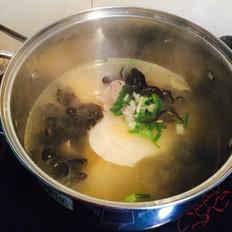 鸡蛋瘦肉汤