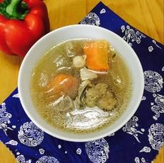 芦荟排骨汤