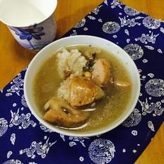 莲藕猪肉汤