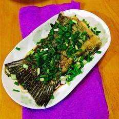 西洋菜煲鱼尾