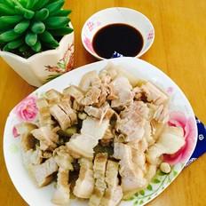 粉葛煲猪肉