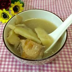 粉葛排骨汤