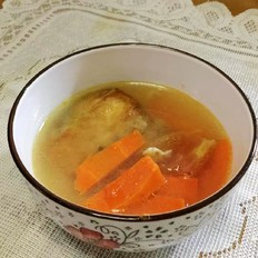 番茄鱼骨汤