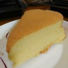 糯米粉戚风蛋糕