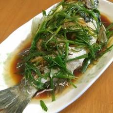清蒸淡水石斑鱼