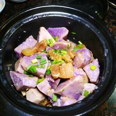 家乡的美食~~腊肉大暑煲