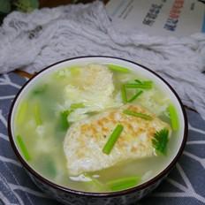 鱼胶豆腐汤的做法
