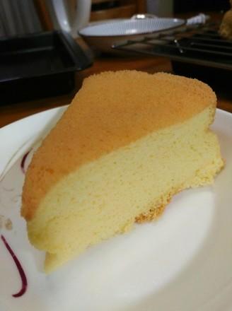 糯米粉戚風蛋糕的做法