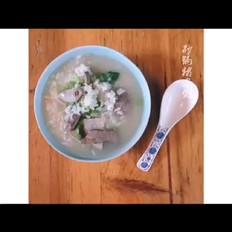 砂锅猪杂粥