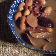 补血益气——三红汤