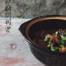 酸甜米饭杀手~咸梅焗排骨