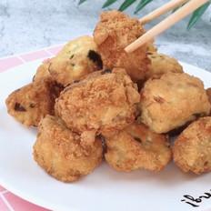 黄金豆腐丸子