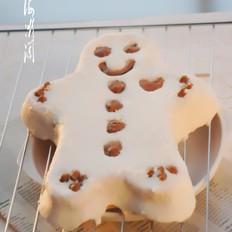 恒大兴安大雪人蛋糕