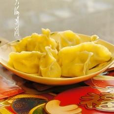 三鲜金饺年夜饭