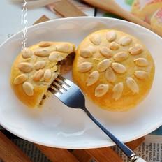 杏仁油酥烧饼
