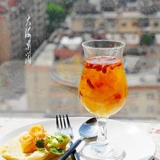 桃胶银耳甜汤