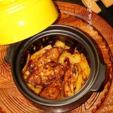 土豆鸡翅麻辣香锅