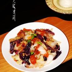 蒜香白菜片