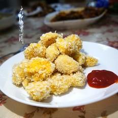 少油酥脆鸡米花